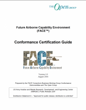 Face Conformance Certification Guide