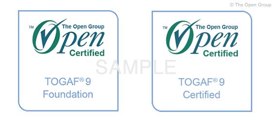 togaf certification certified open certifications datasheets program opengroup badges