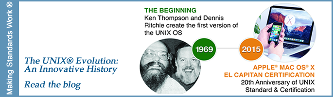 The UNIX® Standard | The Open Group