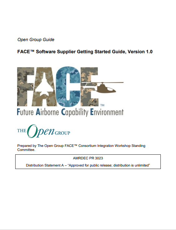 The Open Group FACE™ Contract Guide